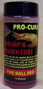 Shrimp & Prawn Cure
