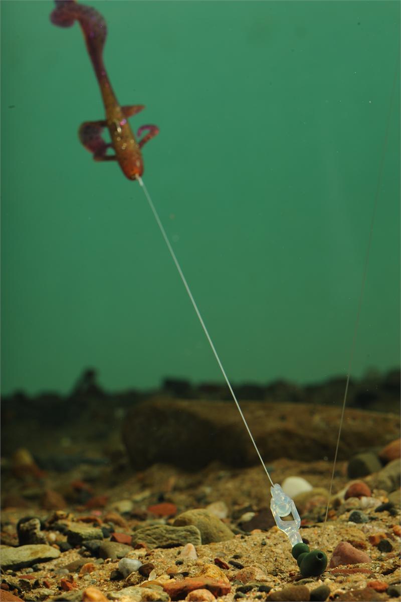 Invisaswivel for Carolina fishing tv