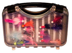 Fish Field Fly& Jig Cases