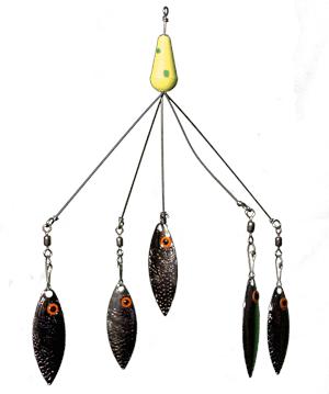 Mini school of fish for School of fish lure