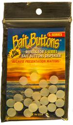 Big Game Bait Buttons Refill Pack